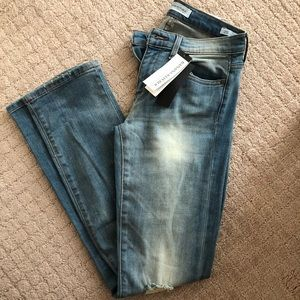 NWT banana republic straight leg jeans